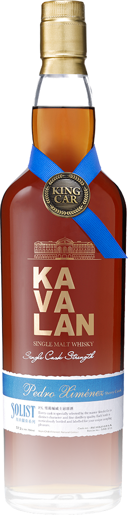 Kavalan Solist PX Sherry Single Cask Strength