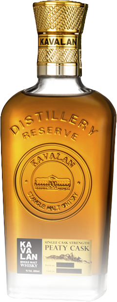 Kavalan Distillery Reserve Peaty Cask Single Cask Strength